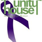 Did you know purple is the color for domestic violence awareness?