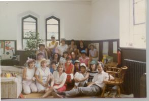 1986: Hat Day at what was then called Unity Sunshine